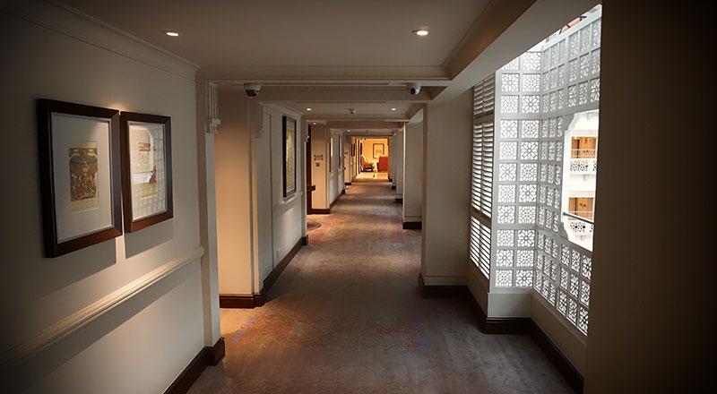 The Latest Trends In Hotel Interior Design