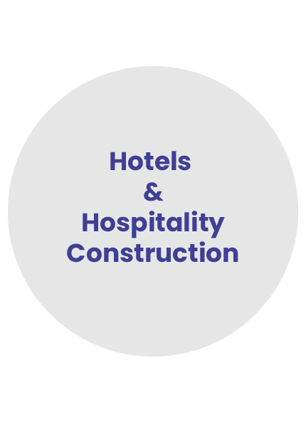 Leading hotel and hospital construction company - Aakash Associates